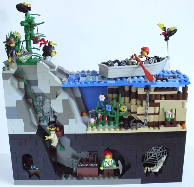 Pirates' adventures