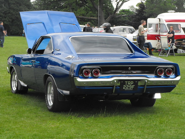 Dodge Charger - TRP 229F
