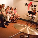 Wed, 11/07/2012 - 10:25am - Indigo Girls in Studio A 6/28/2010