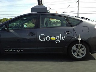 Google's self-driving car | by Silver Blu3