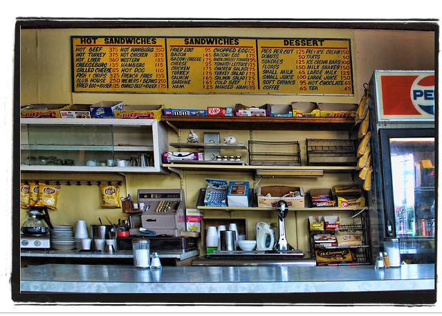 Gale's Menu (stepping out of the 21st Century) ~ Toronto