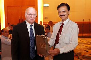 CAMRI Luncheon Forum with Prof Martin Feldstein, 7 July 2011