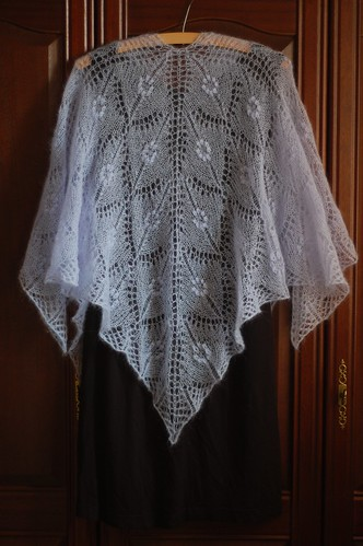 umbel shawl | by this lyre lark