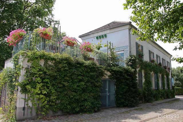 Parc de Bercy - Paris 12ème