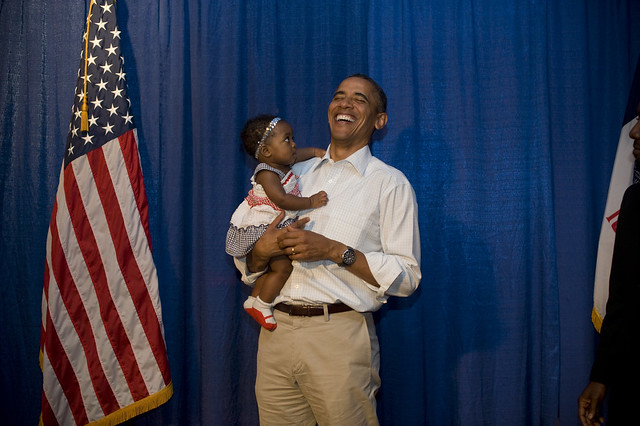 Barack Obama in Waterloo — August 14th