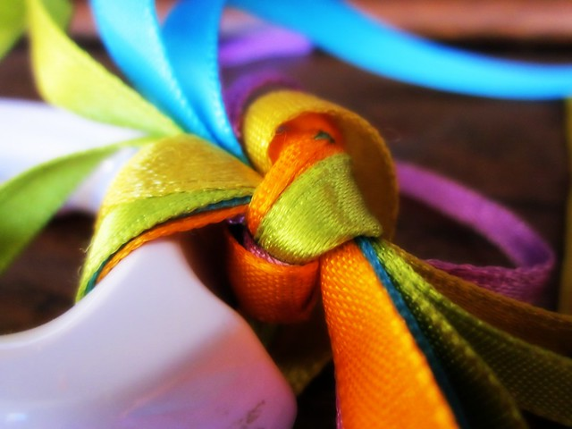 ribbons - made explore