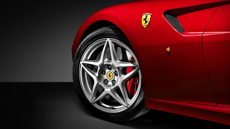 Колесо Ferrari 599 GTB Fiorano