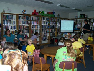 CHUCK GALEY @ Harrisville Library