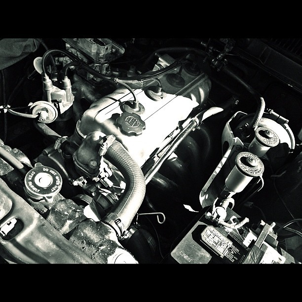 3TC #toyota #2tc #3tc #engines #motor #vintage #trd #corol… | Flickr