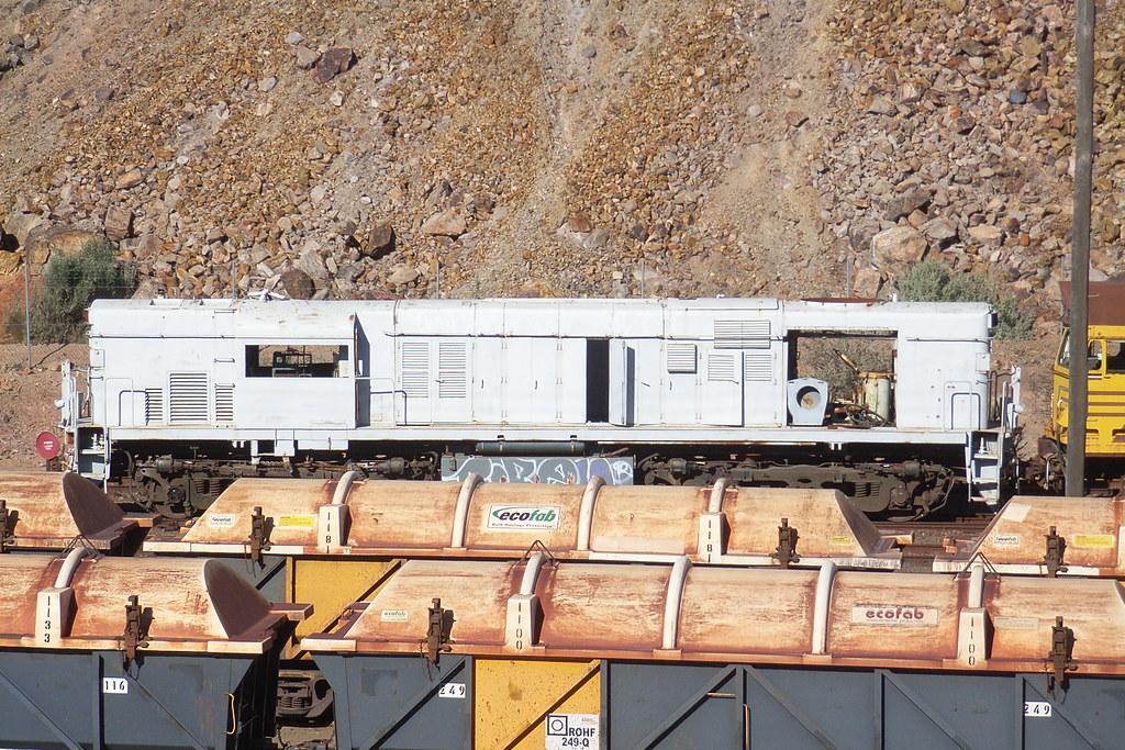 45xx at Broken Hill by bukk05