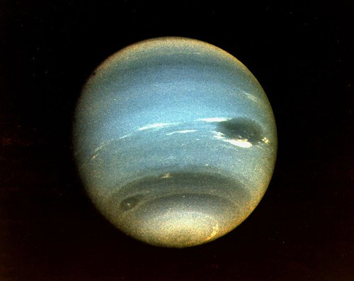 Neptune from First Voyager 2 Flyby | by NASA on The Commons