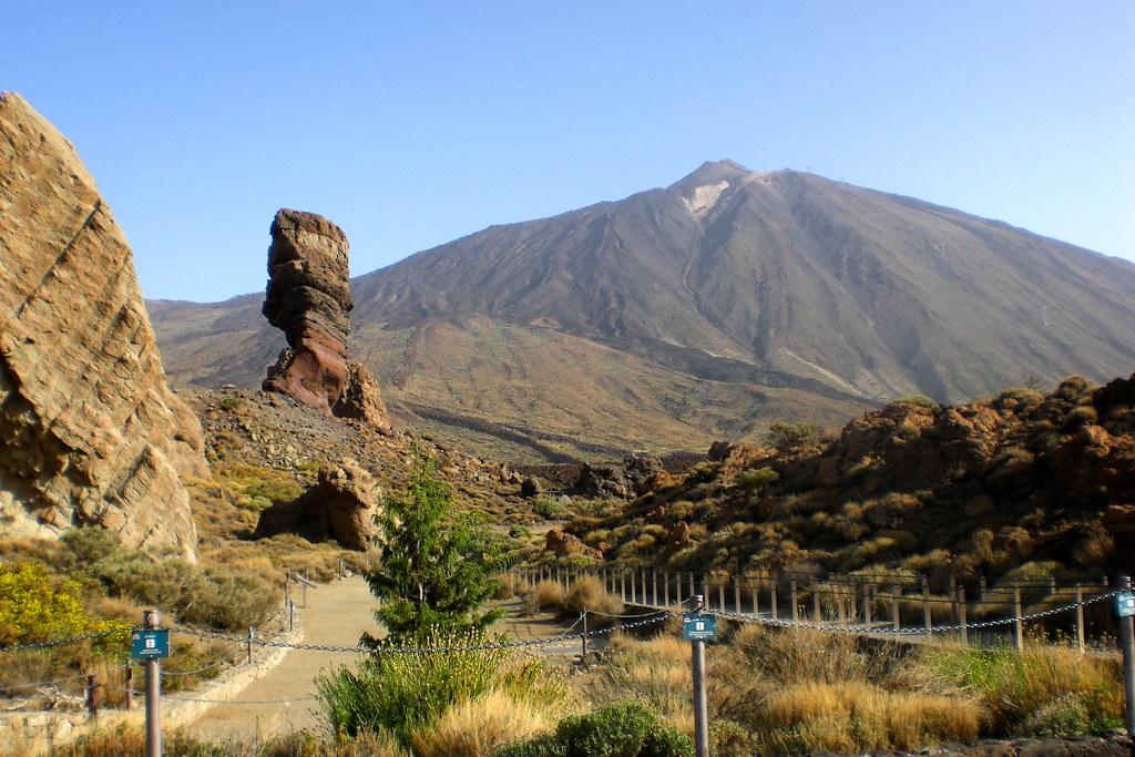 Roques de Garcia en Tenerife