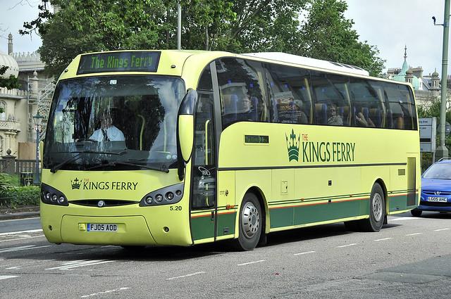 FJ05AOD 5.20 Kings Ferry,Gillingham (KT)