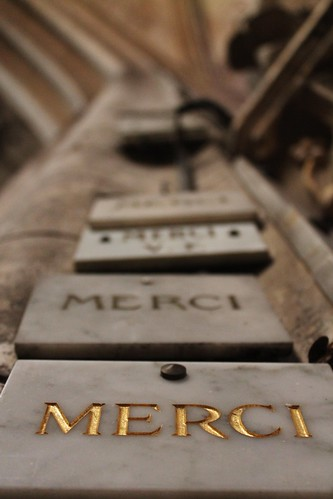 Merci | by GlasgowAmateur