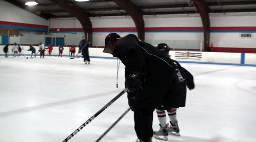 Brad Perry coaching a hockey school in Chicago  13 | by Brad Perry