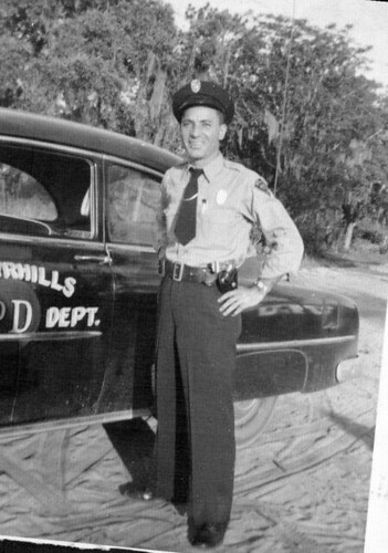 Police Officer Roy W. Wells (1952) | by ghs1922