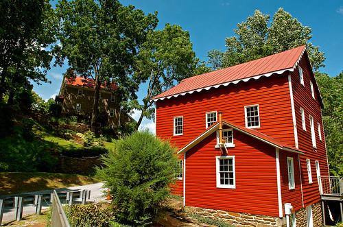 pennsylvania gristmill yorkcounty feltonpa wallacecrossmill