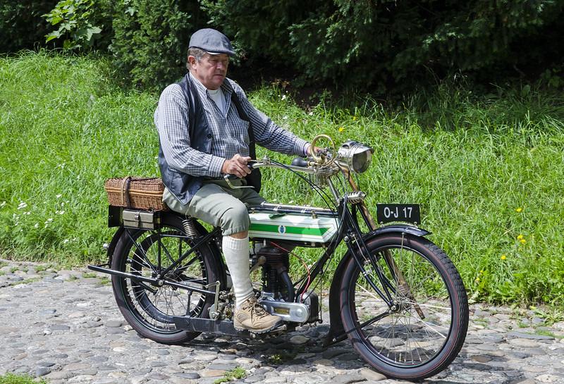 Triumph Type H Trusty