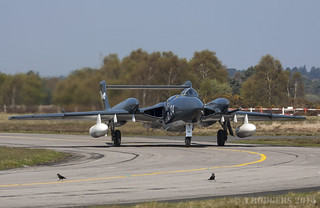 Sea Vixen taxi 16th April 2014 02 | by Dorsettrooper