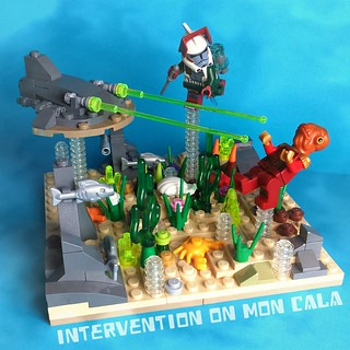 Mission 8.3 - Intervention on Mon Cala | by andhe :-)