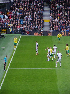 Fulham v Norwich (March, 2012)