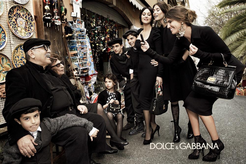d356c31f3ce ... Dolce   Gabbana Fall Winter 2012-13 Ad Campaign