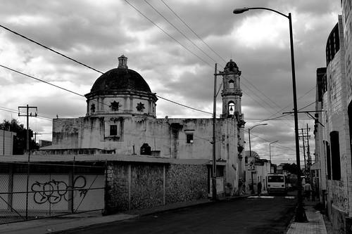 16 norte y 18 oriente, Iglesia María Auxiliadora.
