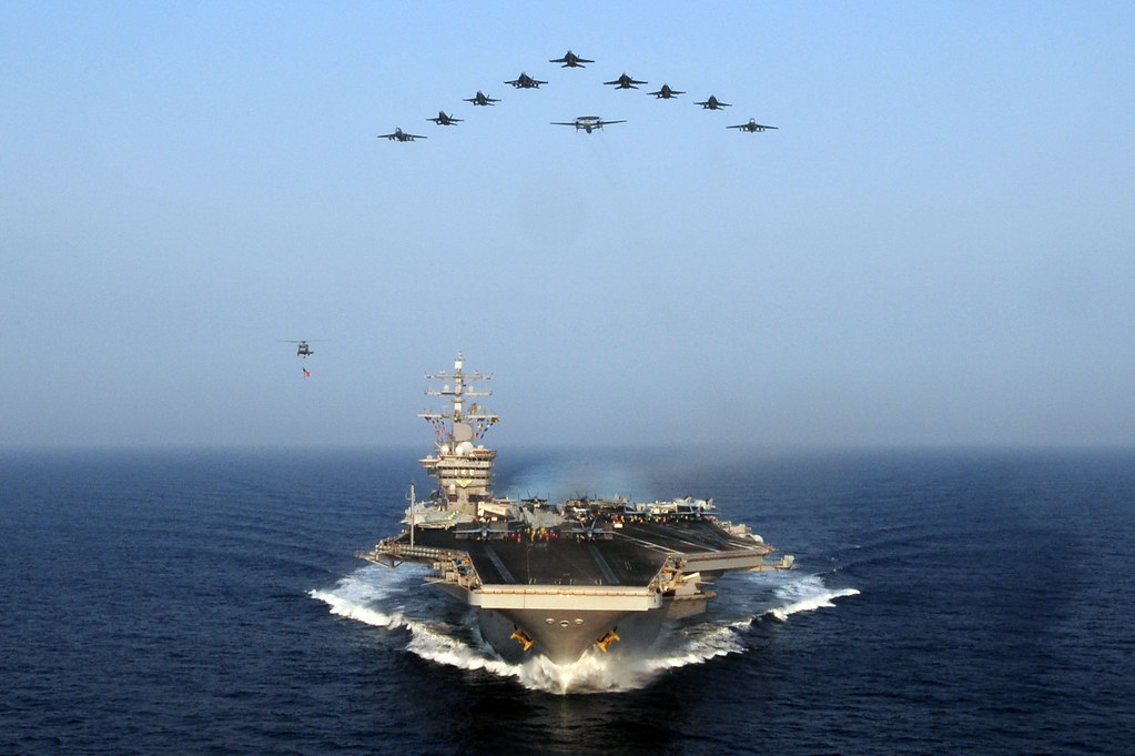 USS Dwight D. Eisenhower [Image 3 of 4]