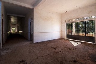 Inside an Unknown Building | by Chea Phal