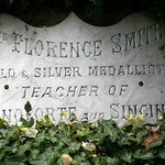 Mrs Florence Smith - Piano Teacher