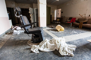 Hudson River State Hospital - Poughkeepsie, NY - 2012, Mar - 16.jpg   by sebastien.barre