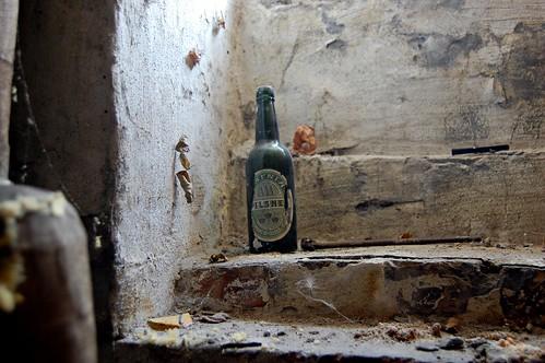 Old beer bottle | by Runemester