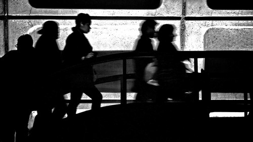 Passing Strangers | by -Jeffrey-