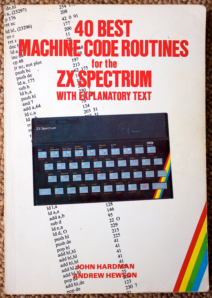 ZX Spectrum 16K/48K and +