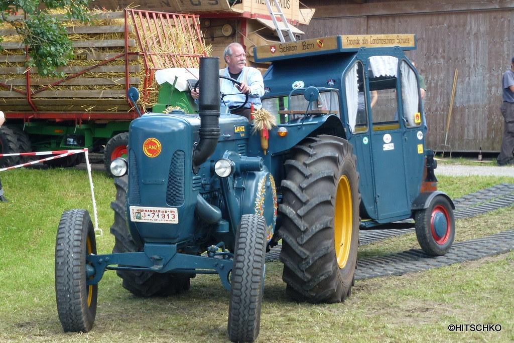 Traktor Bulldog Landmaschine