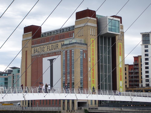 Baltic Flour Mill Gateshead