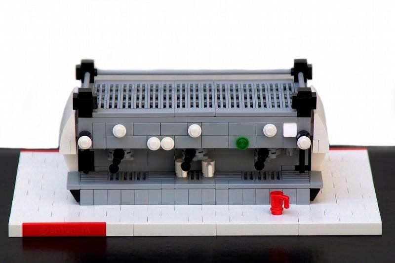 Lego Gb5 La Marzocco