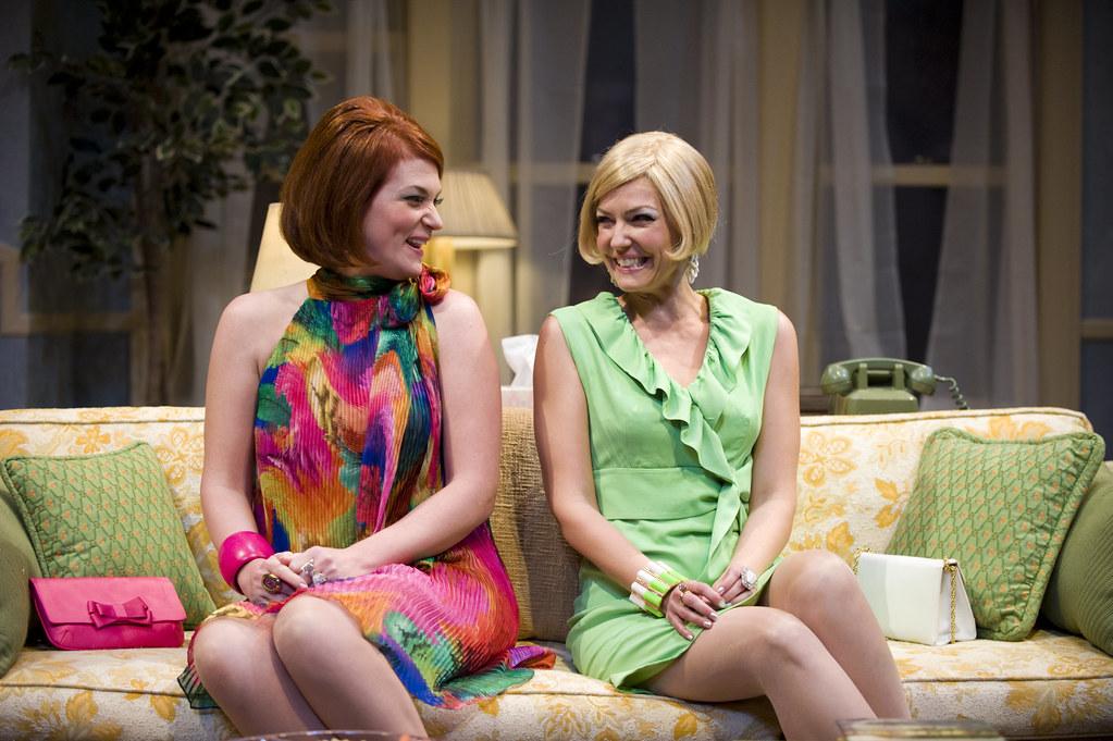 Molly Glynn and Katherine Keberlein