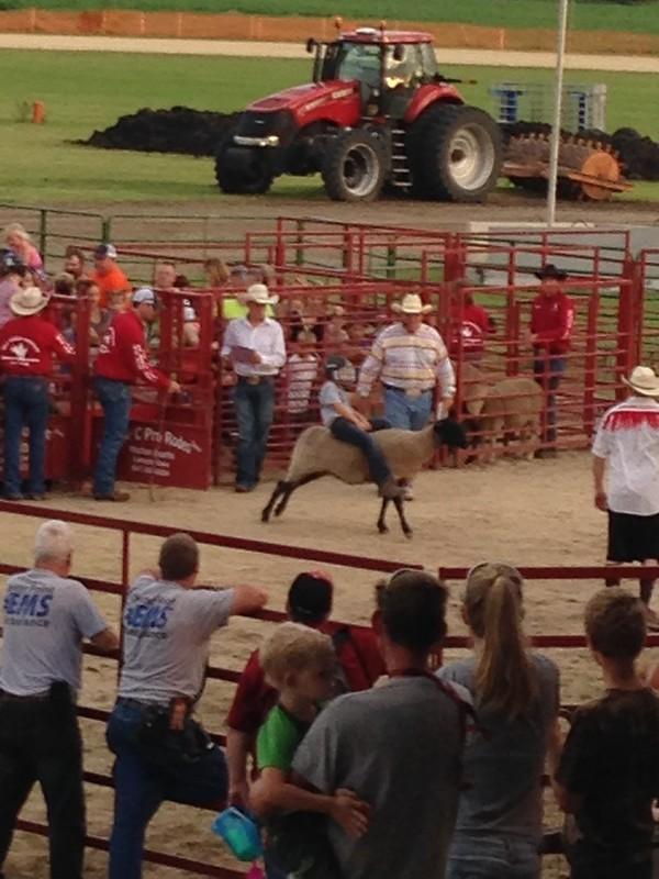 Linn County Fair, Iowa