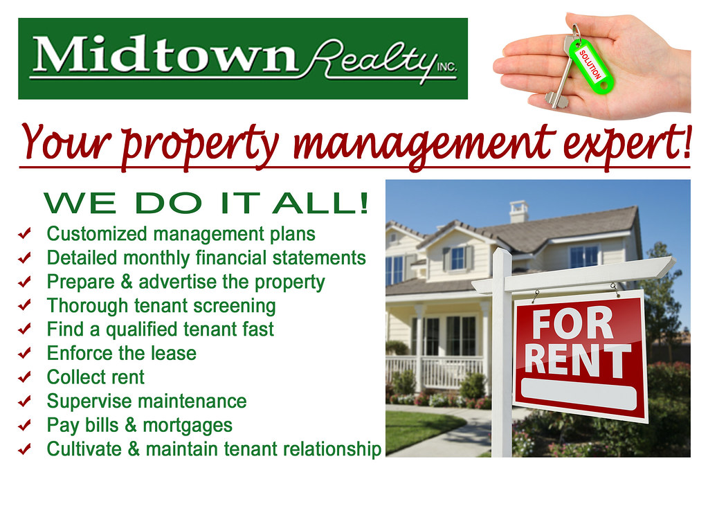 Midtown Realty - We Do It All!