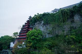 Shibaozhai pagoda | by RunawayJuno