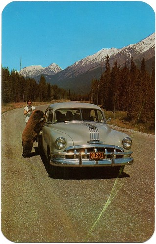 Postcard: Kootenays, 1955 | by blizzy63