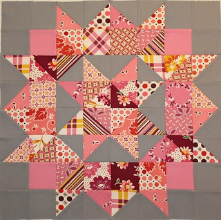 DS Doll Quilt Swap top | by aquilterstable
