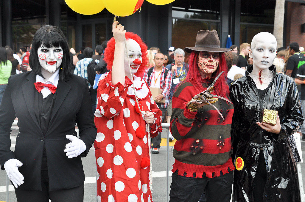 Female Villains of Comic Con | Comic Con 2012 Thusrday July … | Flickr