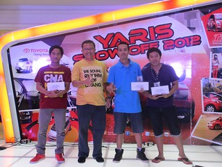 Pemenang Joget Competion Yaris Show Off 2012 Jogja | by Nasmoco World