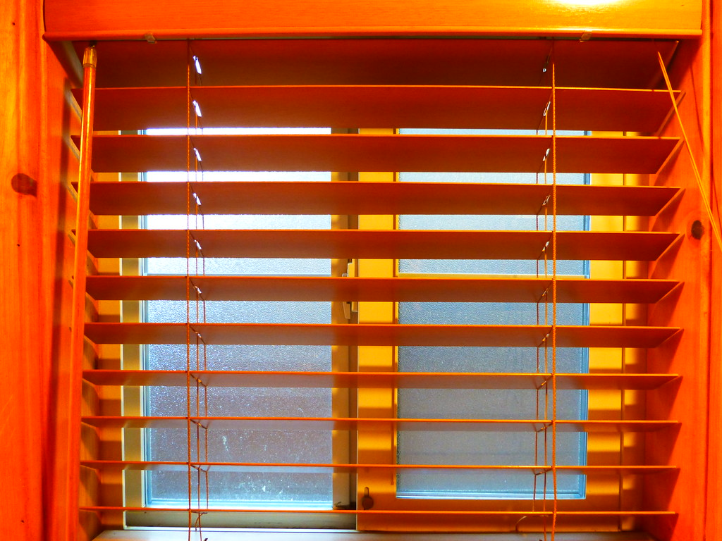 photo of blinds