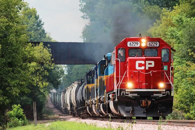 Smokin' it up! (On EXPLORE! 7-30-2012)