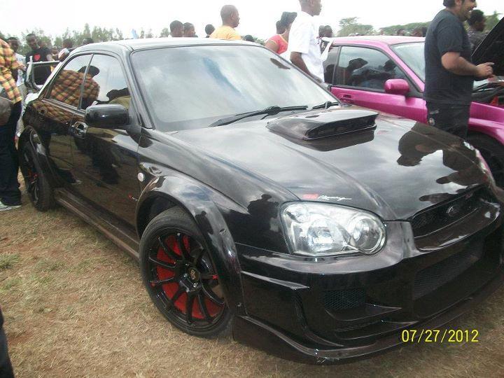 Subaru Fest 2012 Unity Auto Garage Nbi Ltd Flickr