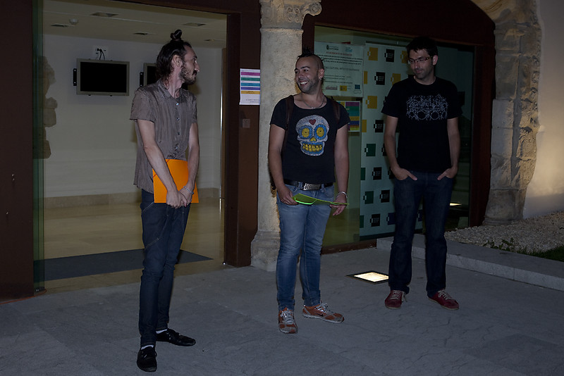087- Sábado 11 de agosto de 2012- Entrega de premios- Palacio de Pronillo
