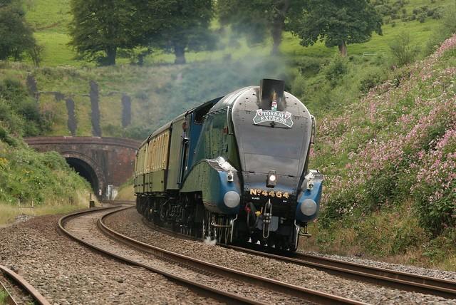 LNER No 4464 Gresley Class A4 Pacific